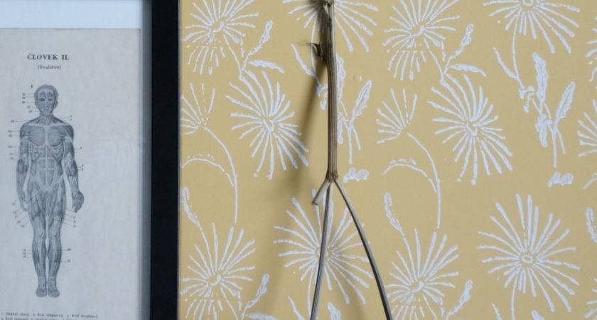 Patterned Paint Roller Courage