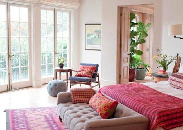 Patterned Rugs Your Bedroom Interior