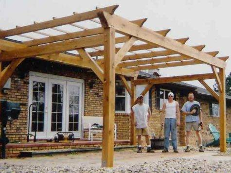 Pdf Diy Timber Pergola Designs Twin Bunk Murphy