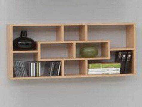 Pdf Wooden Wall Shelves Design Plans