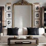 Peaceful Inspiration Ideas Restoration Hardware Living