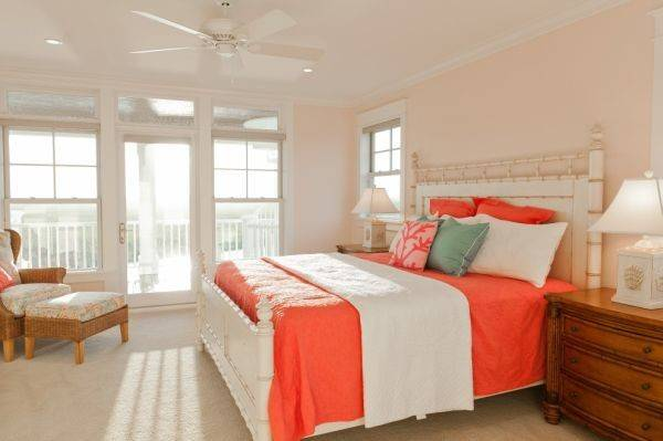 Peach Coral Accents Ideas Inspiration