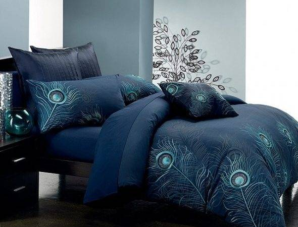 Peacock Bed Set Must Have Design Items