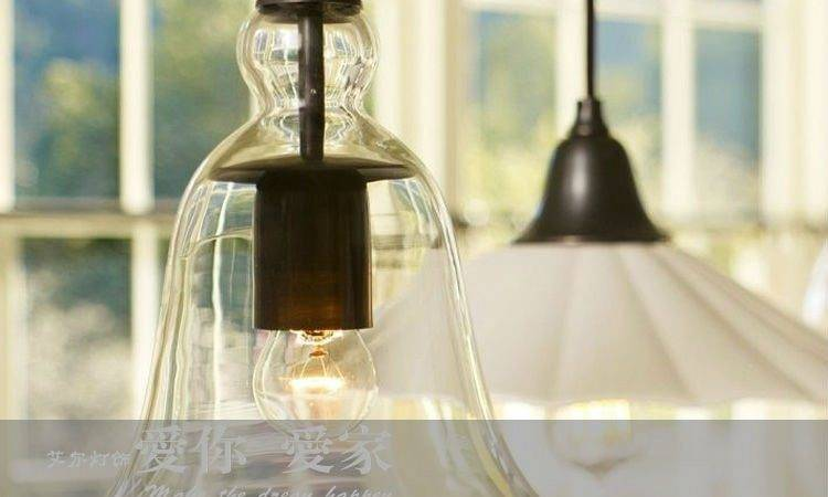 Pendant Lighting Ideas Best Rustic Glass Light