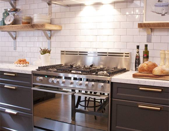 Perfect Gray Dark Kitchen Cabinets