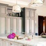 Perfect Gray Kitchen Cabinets