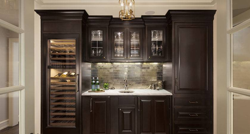 Perfect Wet Bar Bartelt Remodeling Resource