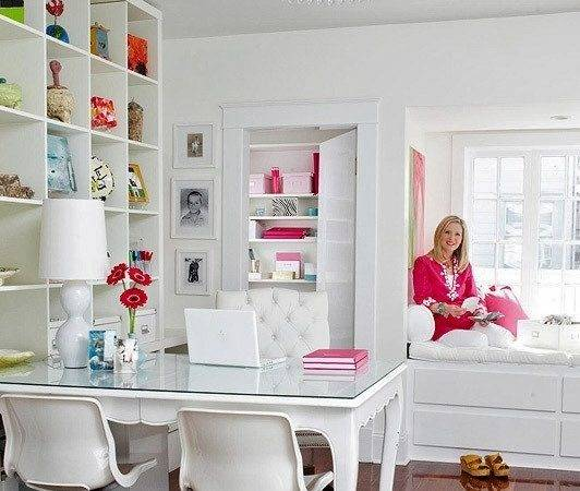 Perfectly Pretty Craft Room Ideas Home Design