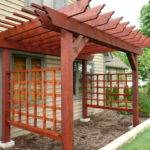 Pergola Asian Pergolas Arbors Trellises Chicago
