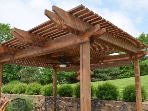 Pergola Design Gazeboremodeling Kansas City