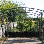 Pergola Design Ideas Wrought Iron Astonishing
