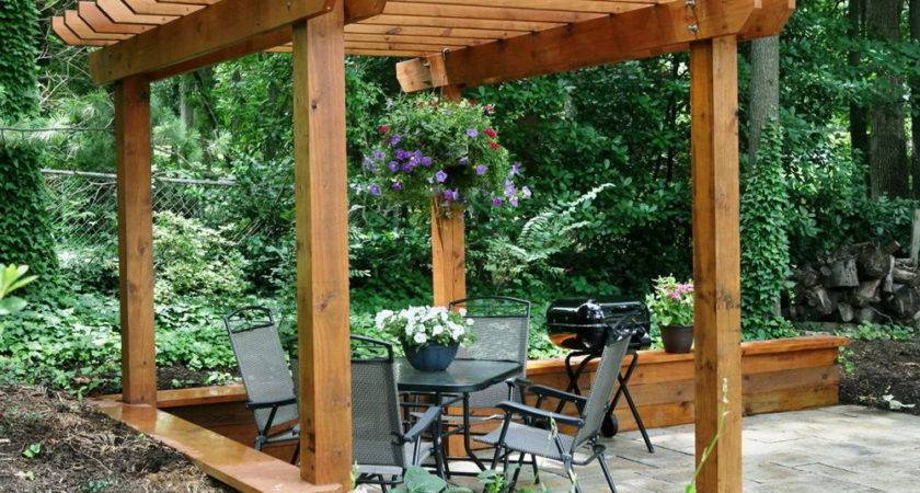 Pergola Designs Homemade Ftempo