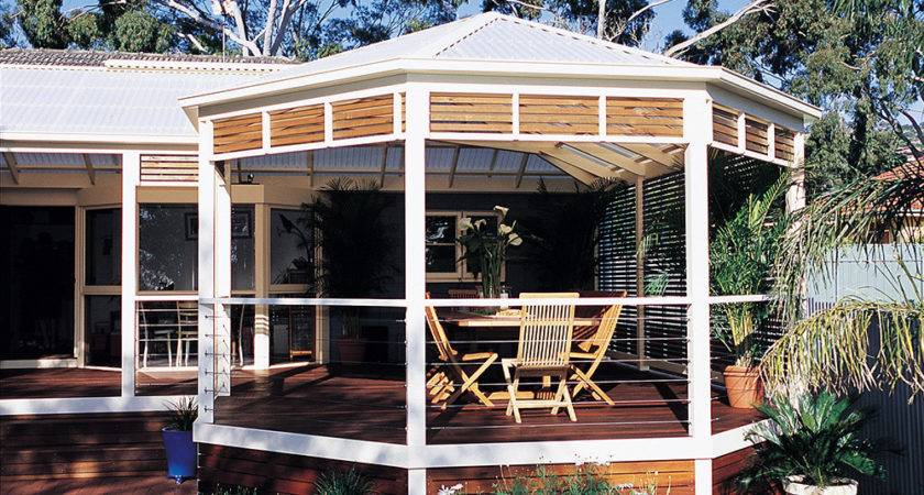 Pergola Patio Designs Ideas Softwoods