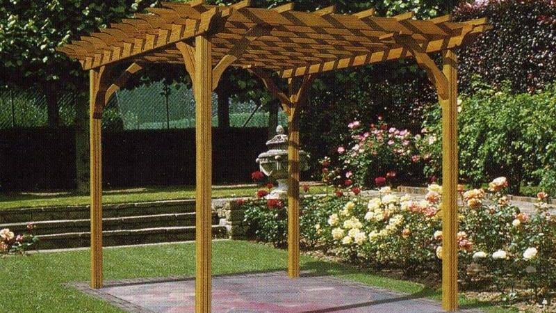 Pergola Plans Woodworker Magazine