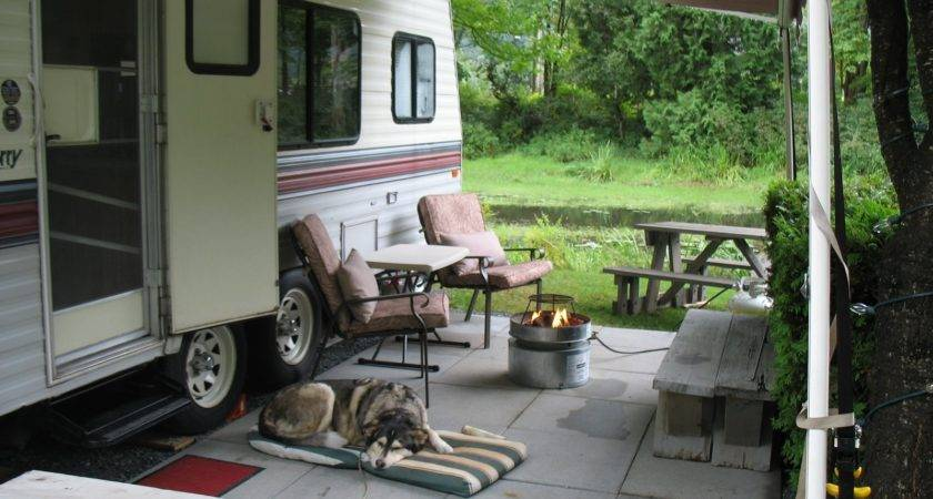 Permanent Campsite Decorating Ideas Decoratingspecial
