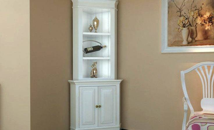 Phenomenal Living Room Corner Cabinet Wall Units