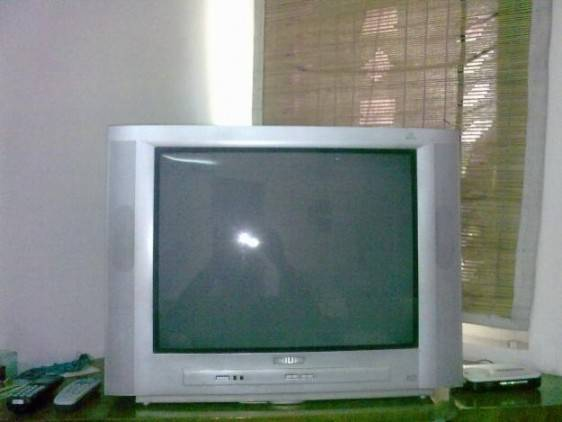 Philips Inch Flat Screen Gray Color