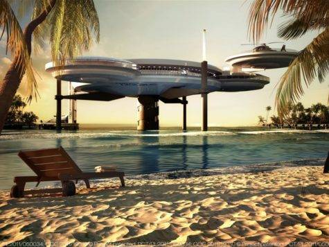 Photos Underwater Hotel Dubai Prove