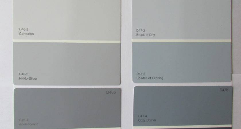 Pick Perfect Gray Paint Popular Color