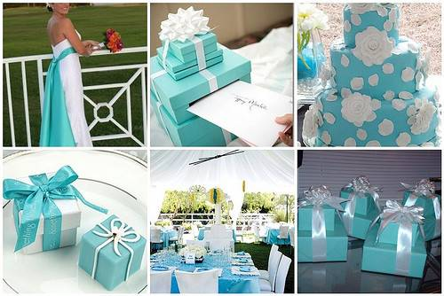 Pick Your Wedding Colors Tiffany Blue Theme Ideas Have