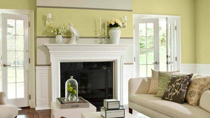 Picking Right Colors Your Living Room Decoration