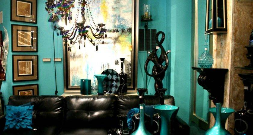 Pics Teal Black White Living Room Ideas