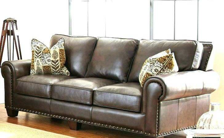Pillows Leather Couches Throw Black
