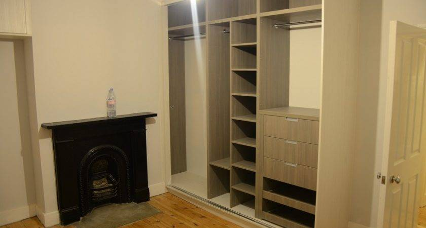Pin Wardrobe Carcass Built Wardrobes Pinterest