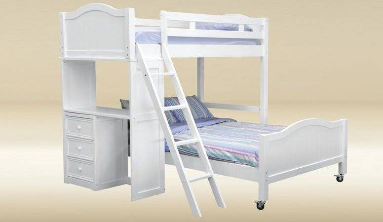 Pin White Cottage Twin Bed Pinterest