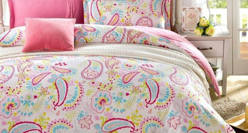 Pink Bedding Sets Ease Style