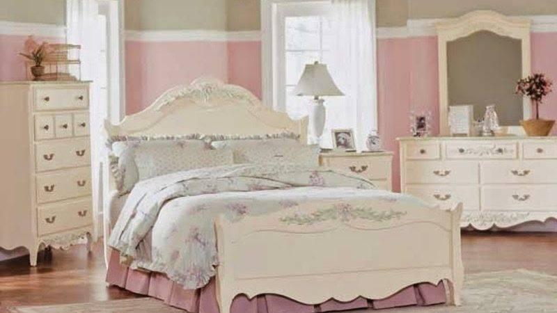 Pink Bedroom Furniture Miami Piece Girls