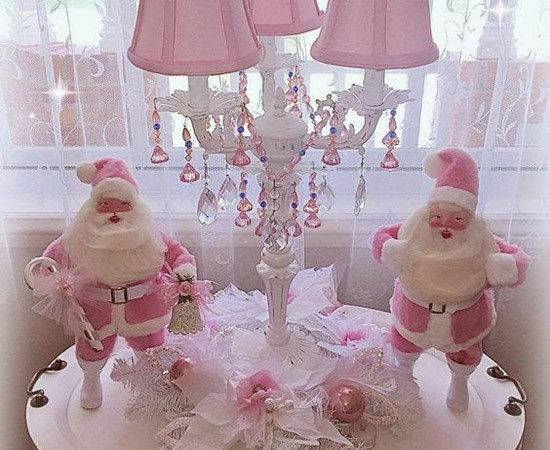 Pink Christmas Decorations Themagicalmusicals