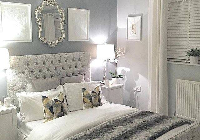Pink Grey Bedroom Best Decor Ideas