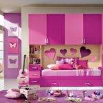Pink Purple Bedroom Designs Room