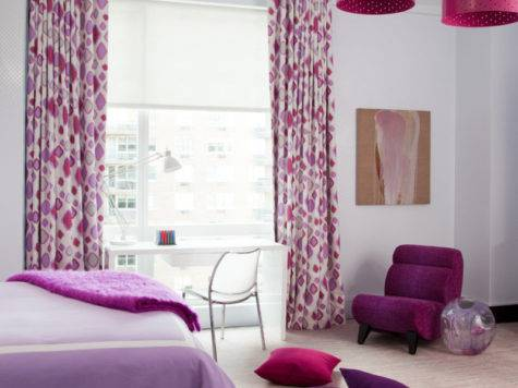 Pink Purple Bedroom Home Decorating Trends Homedit