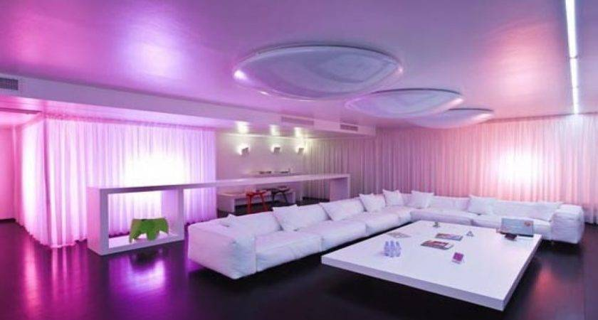 Pink Purple Bedroom Ideas Living Room Interior
