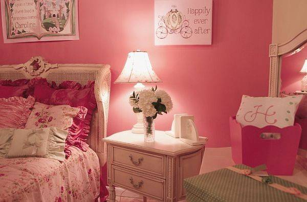 Pink Room Decor Beautify Your Home