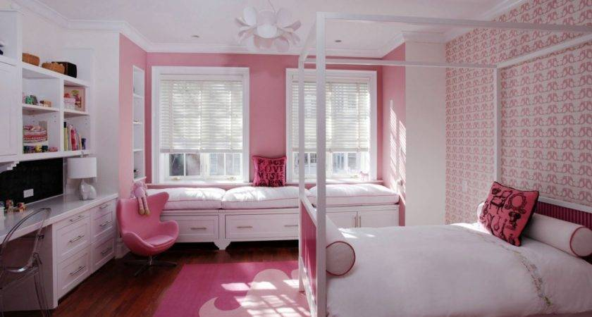 Pink Room Design Teenage Girls Warmojo