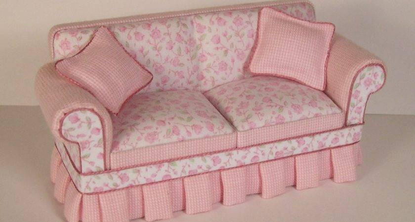 Pink Shabby Chic Sofa Lee Line Wholesale
