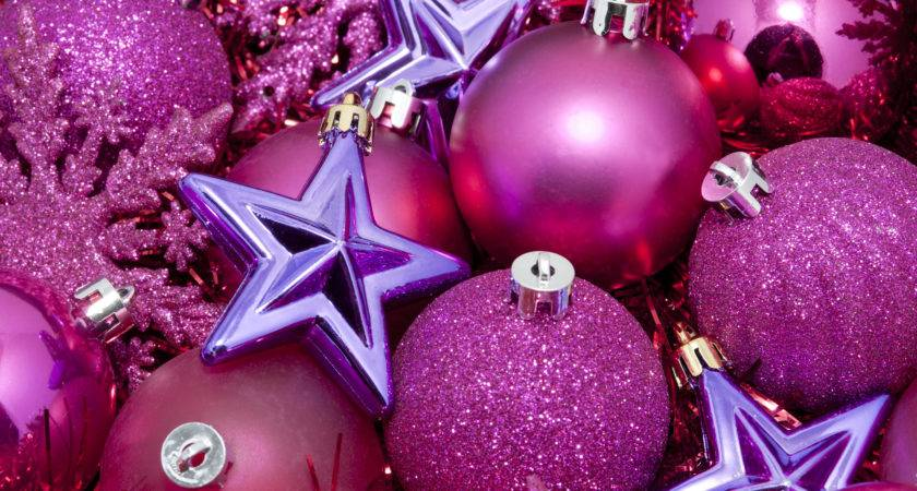Pink Themed Christmas Stockarch Photos