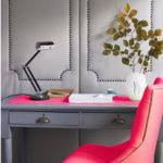 Pink Walls Design Ideas