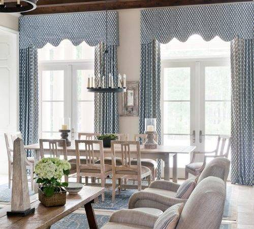 Pinterio Soft Blue Beige Living Room