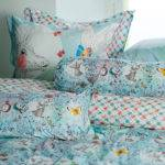 Pip Studio Deer Duvet Set Blue Amara