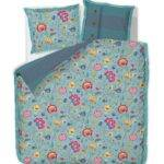 Pip Studio Floral Fantasy Duvet Set Blue Lovely Room
