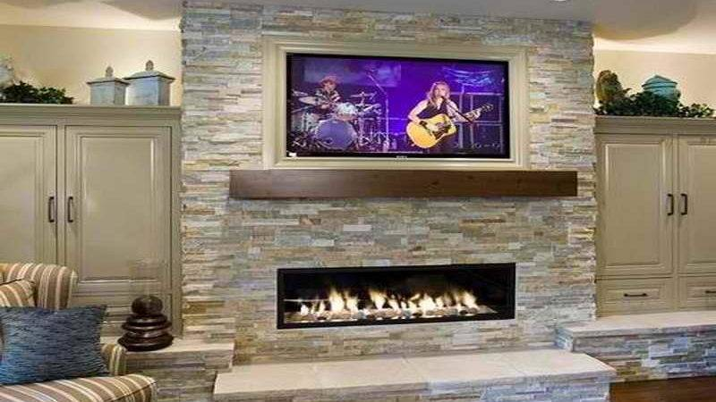 Planning Ideas Above Fireplace