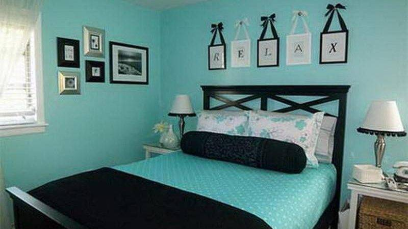 Planning Ideas Blue Green Painted Bedrooms