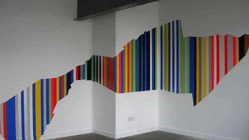 Planning Ideas Modern Wall Painting Techniques Stripes