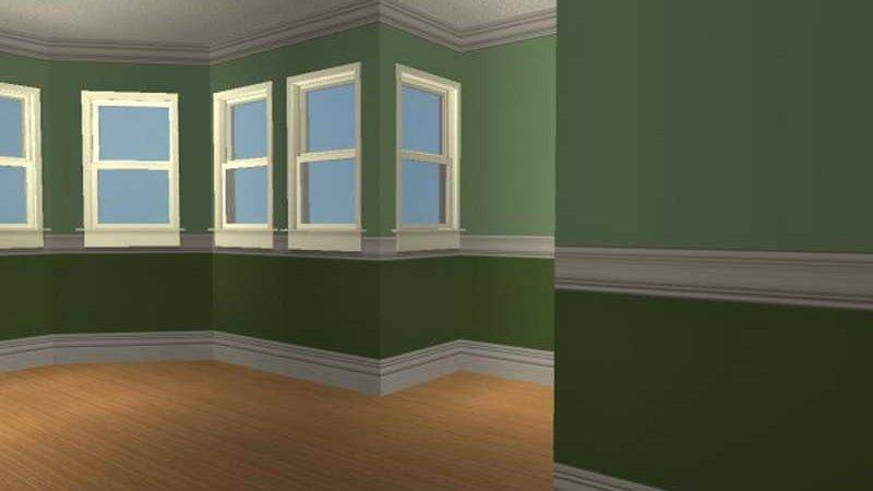 Planning Ideas Two Tone Paint House