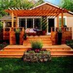 Plans Before Building Pergola Attached House Gazebo