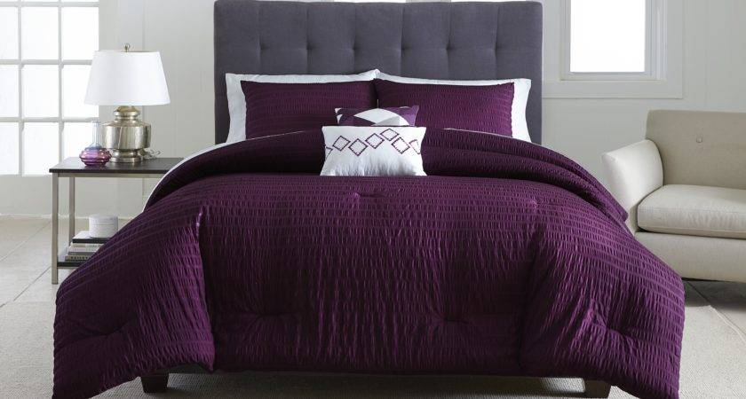 Plum Colored Bedding Sets